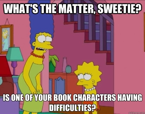 I feel your pain, Lisa.